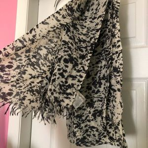 Wilfred Authentic Wool blanket scarf